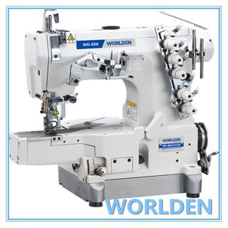 Wd-600-01CB高速磁道床互锁缝纫机