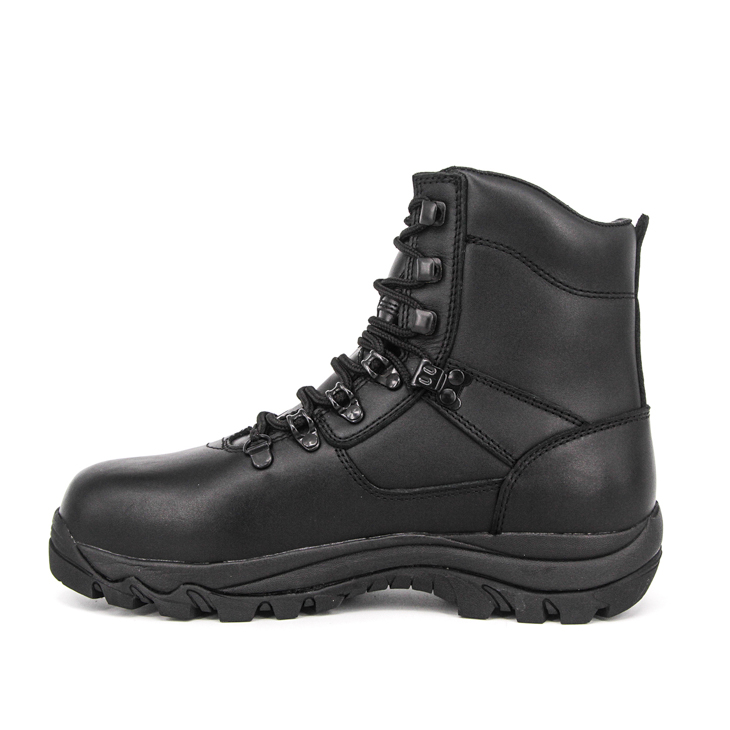 6105 2-2 milforce military leather boots