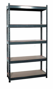 5tiers Metal Rack Storage Shelf (12050-100)