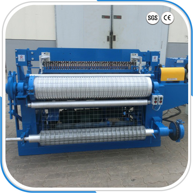 Welded Wire Mesh Machine for Roll - Buy Product on Hebei Zhanfei ...