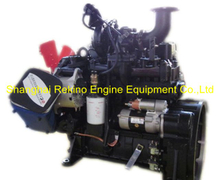 DCEC Cummins 4BTA3.9-C120 Construction diesel engine motor 120HP