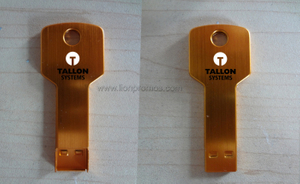 Custom Printing Key Shape USB Flash Drive