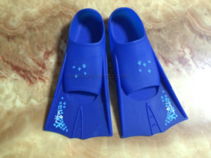 Summer Promotional Silicone Swimming Fins