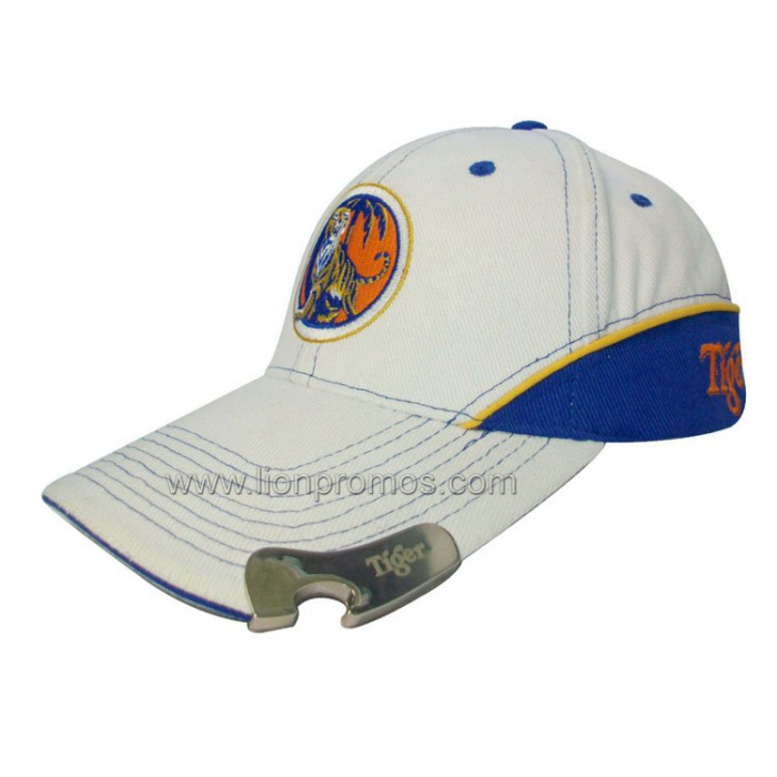 Summer Beer Promotional Cotton Cap with Bottle Opener