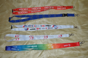 European Union Logo Printed Staff/Visitor Lanyard