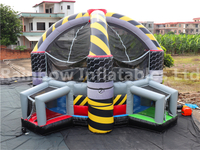 RB9130( Dia 8m ) Inflatable Defender Dome 3 in 1 Sport Games For Sale