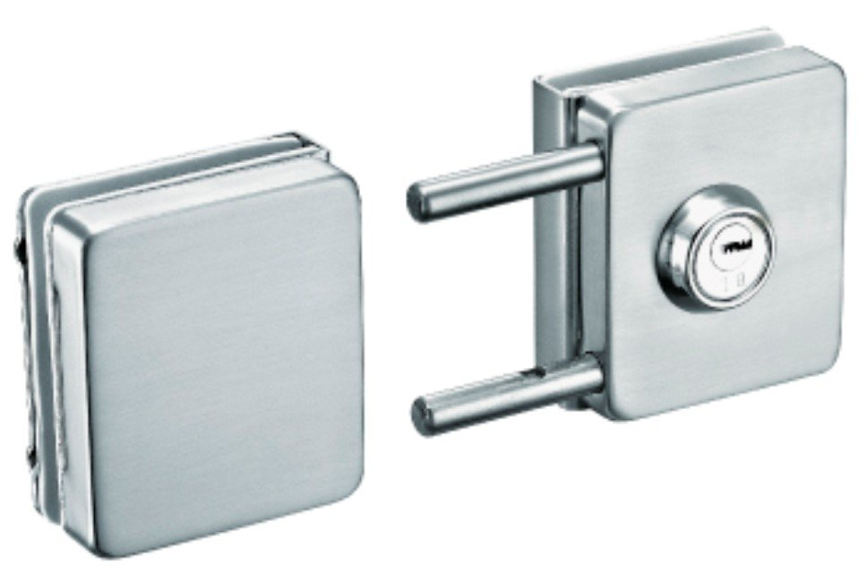 Glass door lock FS-242