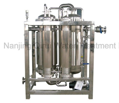 GMP Standard Pharmaceutical Commercial Clean Steam Generator for Clean Steam Sterilization
