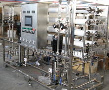 Hospital Used Water Purification System