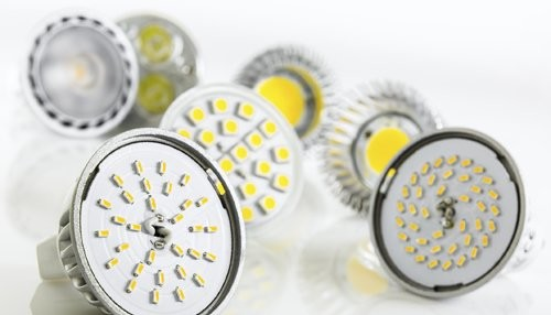 Difference of LED light chips, COB and SMD