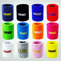 Custom wristbands with embroidery logo for promotion