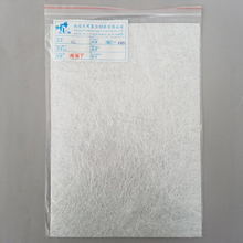 Fiberglass Composite Mat 240 gsm: Chopped Strand Mat And Plain Polyester Surface Tissue