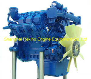 Deutz BF6M1015C-LA GB 225KW diesel engine motor for 60HZ generator
