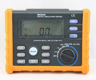 Digital Insulation Tester MS5205