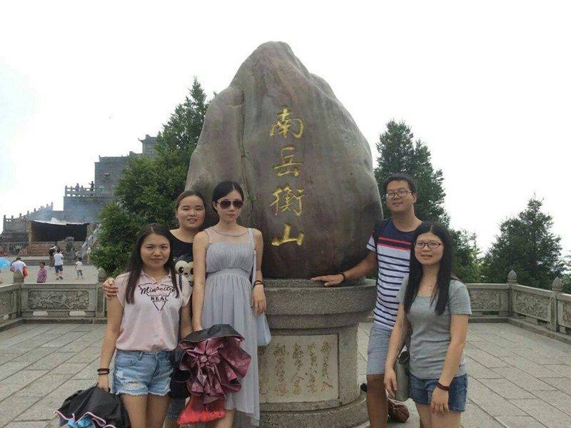 Team Building In Hengyang