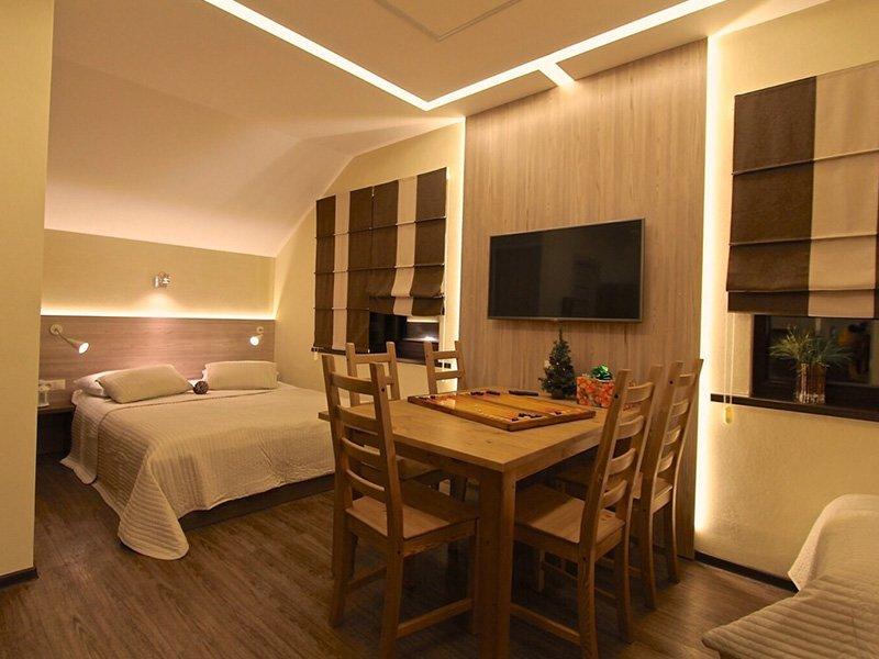 5050-Warm-White-Interior-Decoration