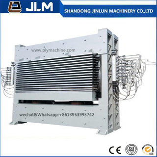 Hot Sale Jinlun 500 Ton Hot Press Machine for The Plywood Board