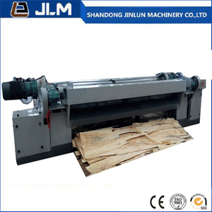 8 Feet Spindle Less Wood Log Debarker for Veneer Peeling Machine