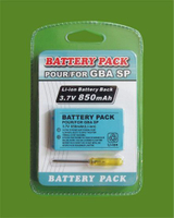 Battery for Gba Sp Style No. Gbaspb