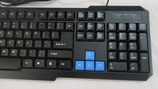Special Design Keyboard with USB for Computer