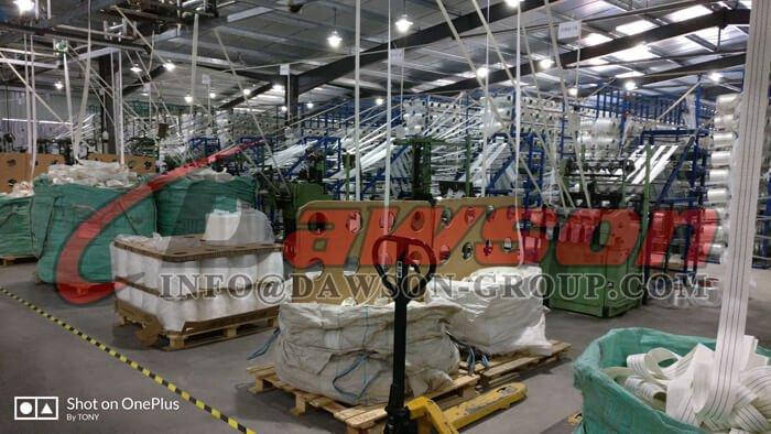 DAWSON GROUP LTD WEBBING SLINGSラウンドスリングRATCHET TIE DOWNS STRAPS中国サプライヤー工場