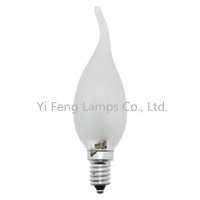 Best Price Eco C35t Frost Halogen Lamp with CE, RoHS, ERP, TUV Approved