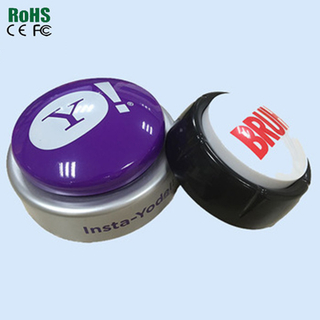 Promotion Manufacturer Talking Buzzer Custom Sound Easy Talking Button