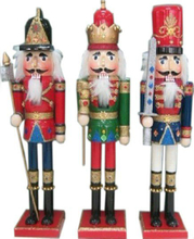2015 Wooden Nutcrackers