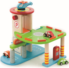 children Toy Garage
