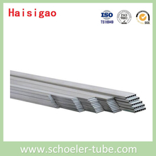 MPE tube for condenser
