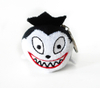 Popular Stuffed Plush Soft Toy Key Chains Ghost Keychain