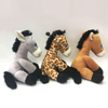 Promotional Gifts Stuffed Grey Plush Animal Donkey
