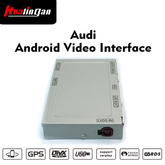 Android Audi A4/A3/Q7 Car Video Interface(Keep Screen)