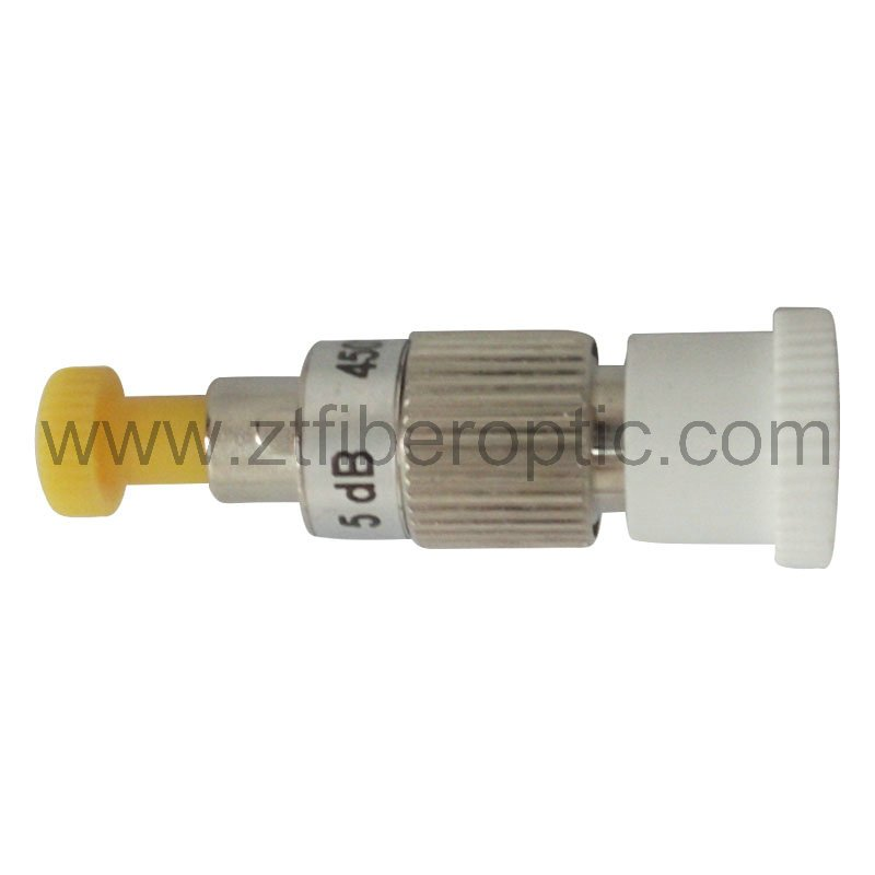 SGS Approved Singlemode FC Fiber Optic Attenuator