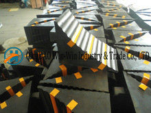 Solid Rubber Wheel Chocks for Trucks