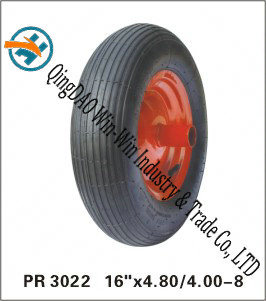 "Pneumatic Rubber Wheel for Caster Wheel (16""X480/4.00-8)"