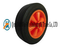 Solid Rubber Wheel for Concrete Mixer (8*2.2)