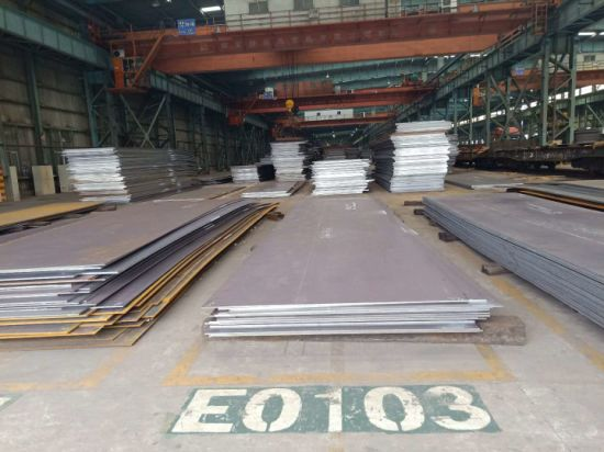 Hot Sell Steel Plate for Ocean Engineering Structures