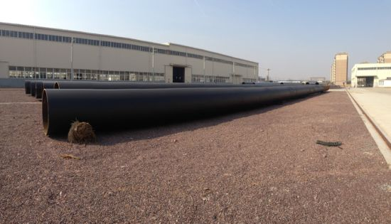 Round Carbon Steel Pipe for Gas Industry