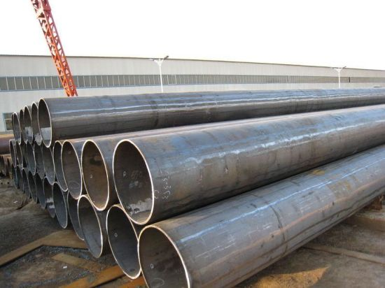 Welded Steel Pipes with API 5L Psl1 Psl2 Standard Used for Oil Gas Transportation