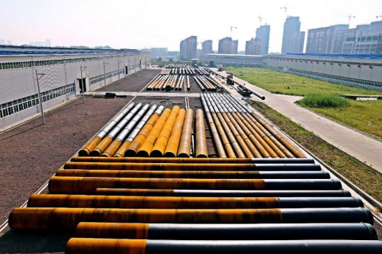 Hot Sell Jcoe LSAW Steel Pipes for Engineering