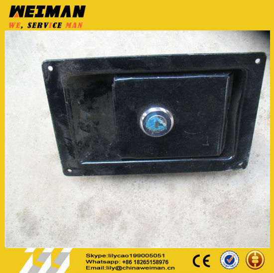 Sdlg LG936 LG938 LG956 LG958 LG968 Hood of Diesel Engine Parts Engine Hood Door Lock Nbs5013A 4190000916