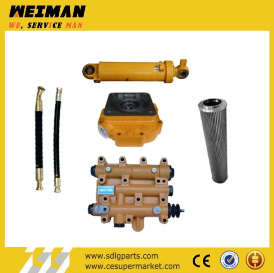 Hydraulic Control Spare Parts, Wheel Loader Parts