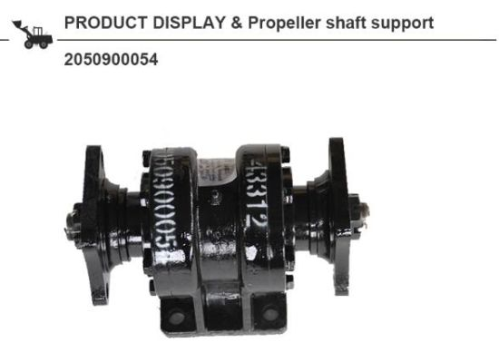 2050900054 Propeller Shaft Support Sdlg Wheel Loader
