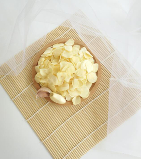 Dried Garlic Slice for Herb Seasoning