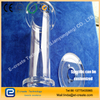 Quartz flange tube (GE 214)