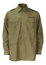 1525 POLICE WORK SUIT