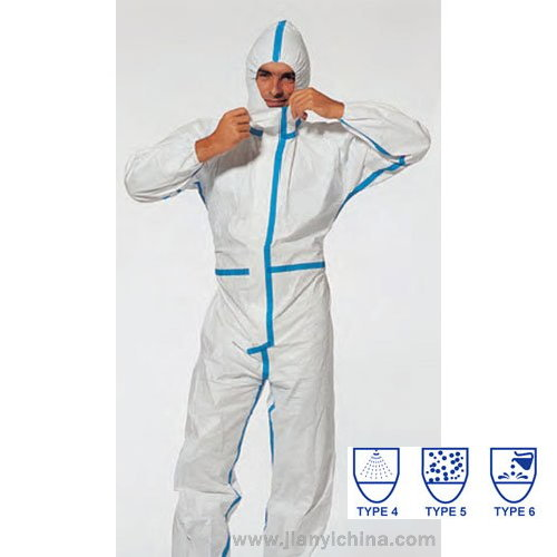 Certified Type 4, 5 & 6 Coverall (CV-05)