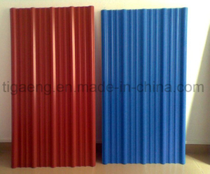 Top Level High Quality Trapezoidal Color Coated Roofing