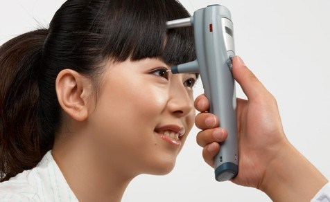 Sw500 China Ophthalmic Portable Veterinary Tonometer